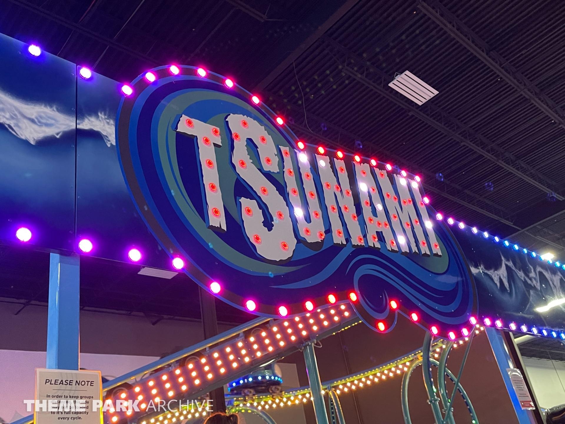 Tsunami at Scene75 Entertainment Center Dayton
