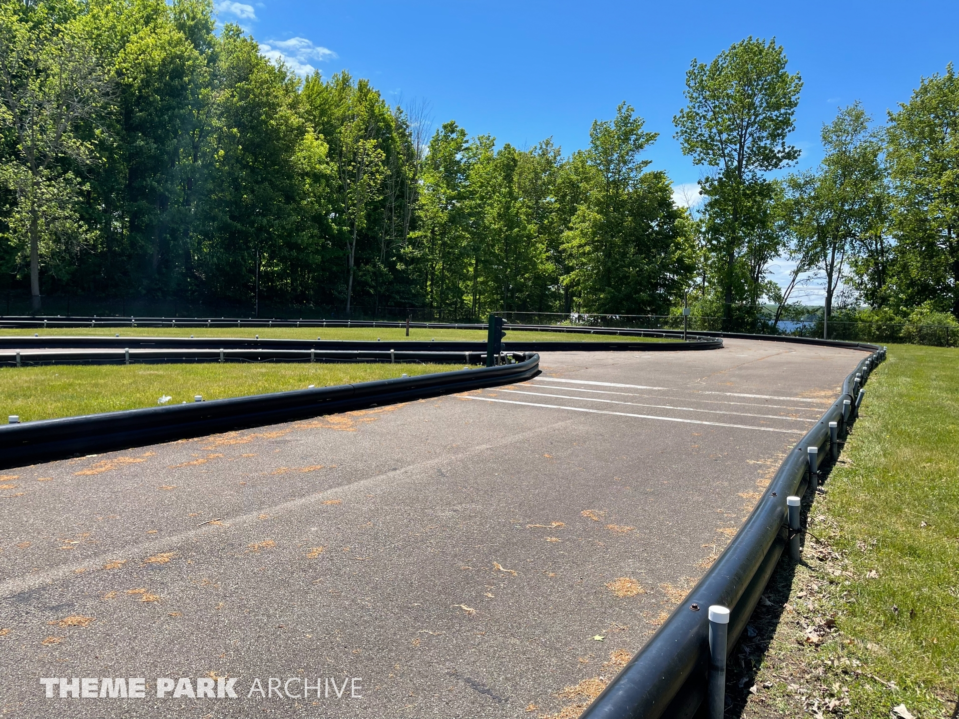 Go Karts at Midway State Park