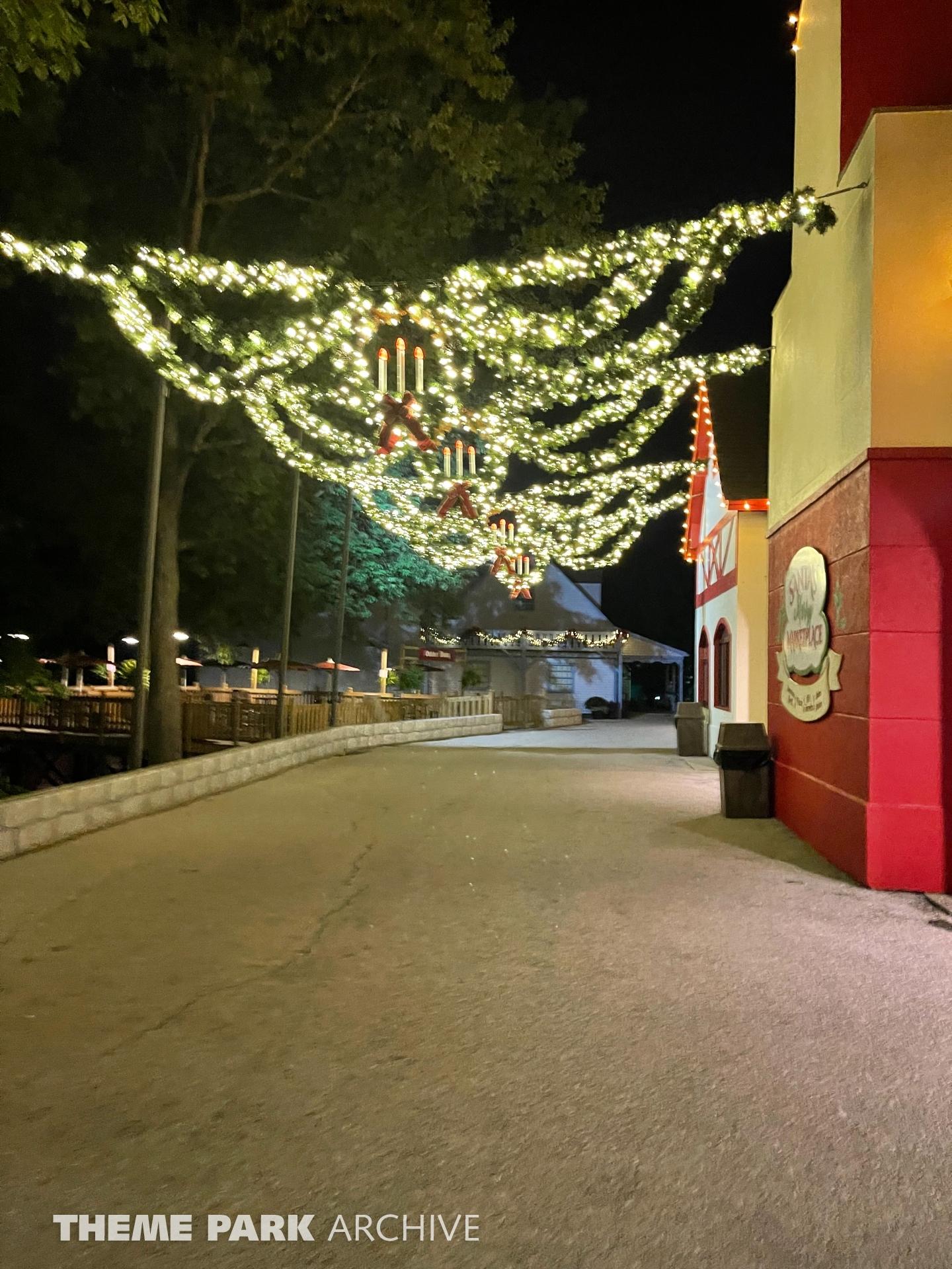 Christmas at Holiday World