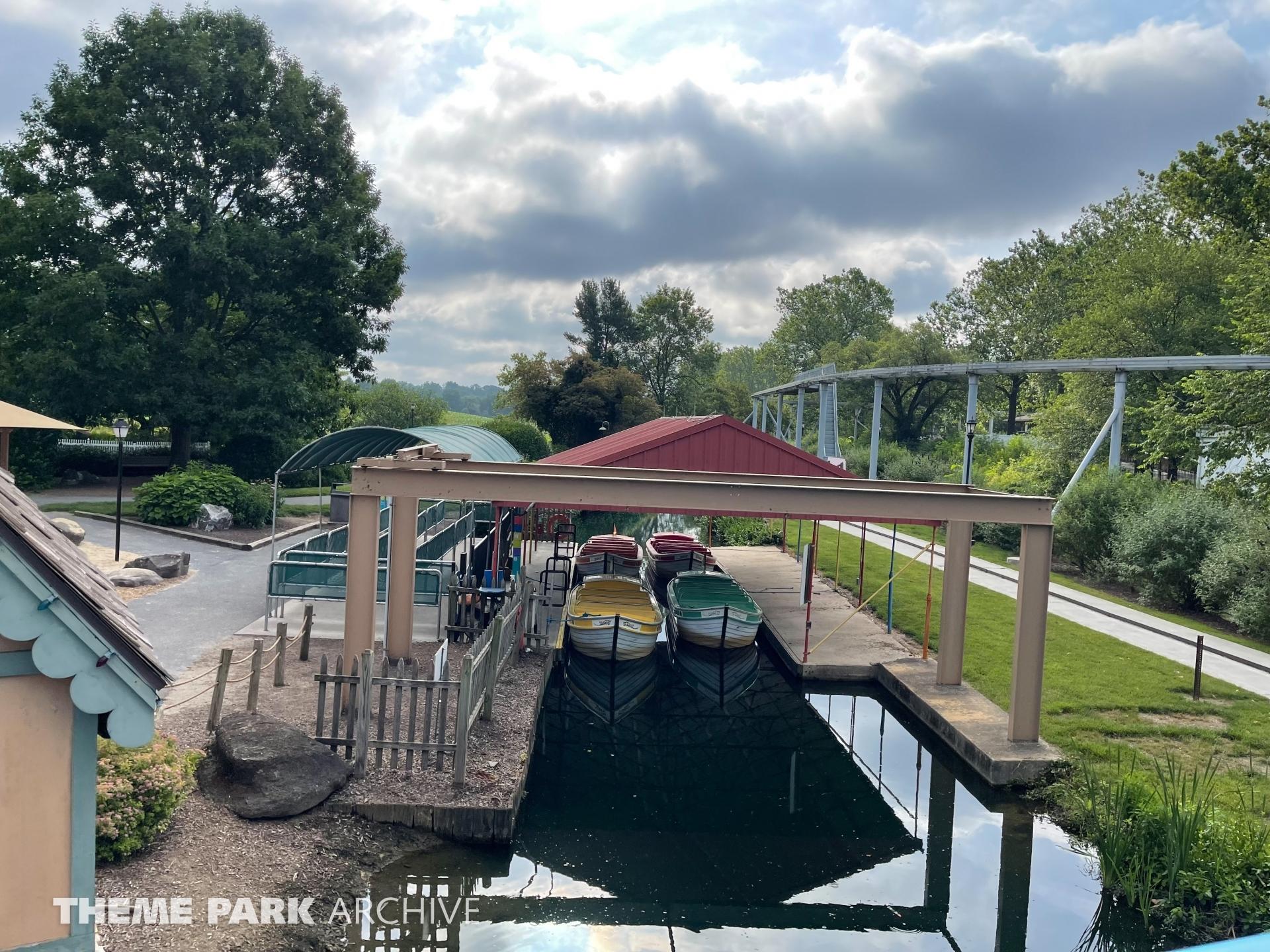 Gondola Cruise at Dutch Wonderland