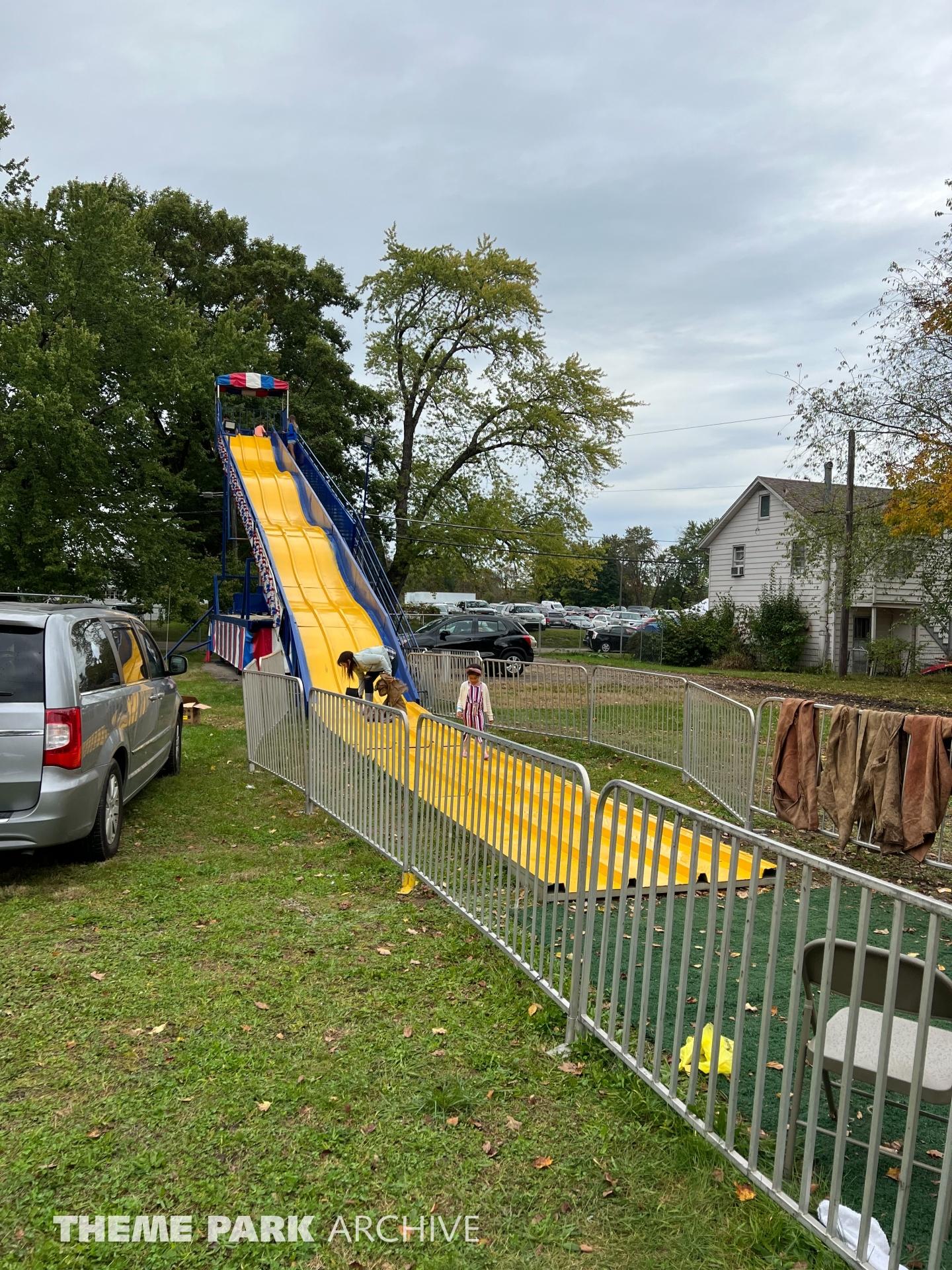 The Slide at Conneaut Lake Park