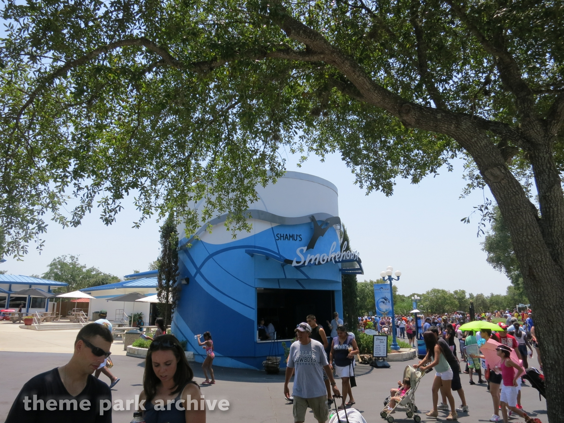 Shamu's Smokehouse at Sea World San Antonio