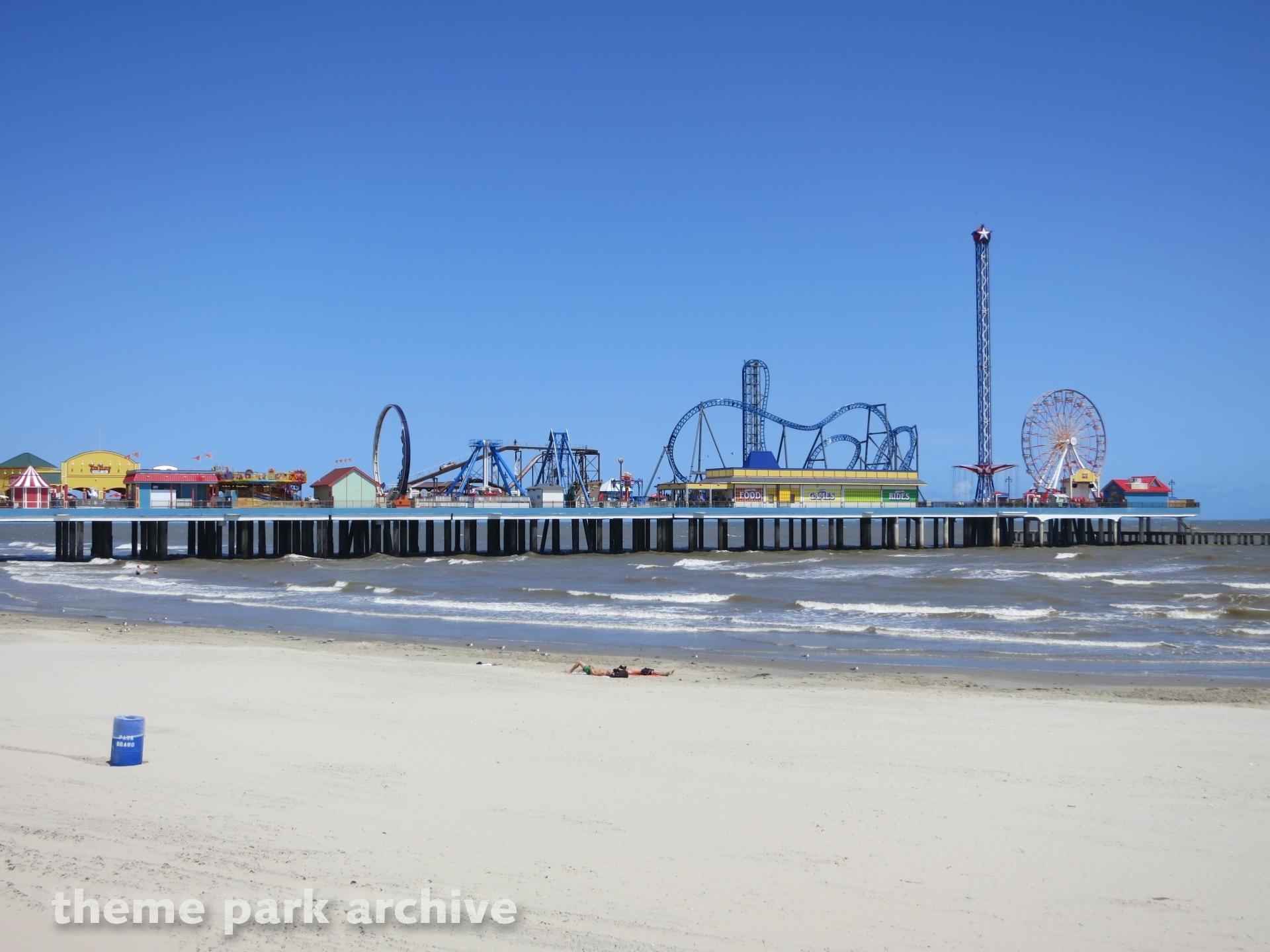 Misc at Galveston Island Historic Pleasure Pier