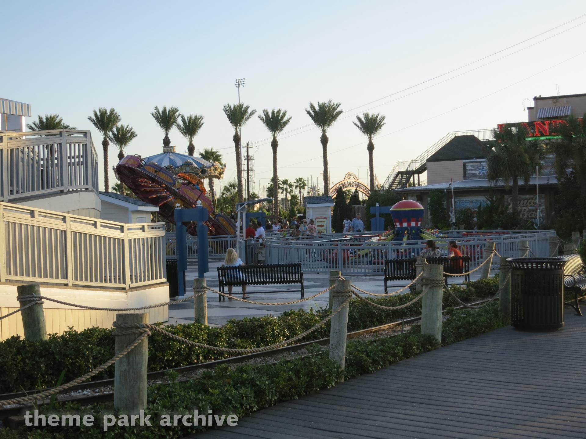 Wipeout at Kemah Boardwalk