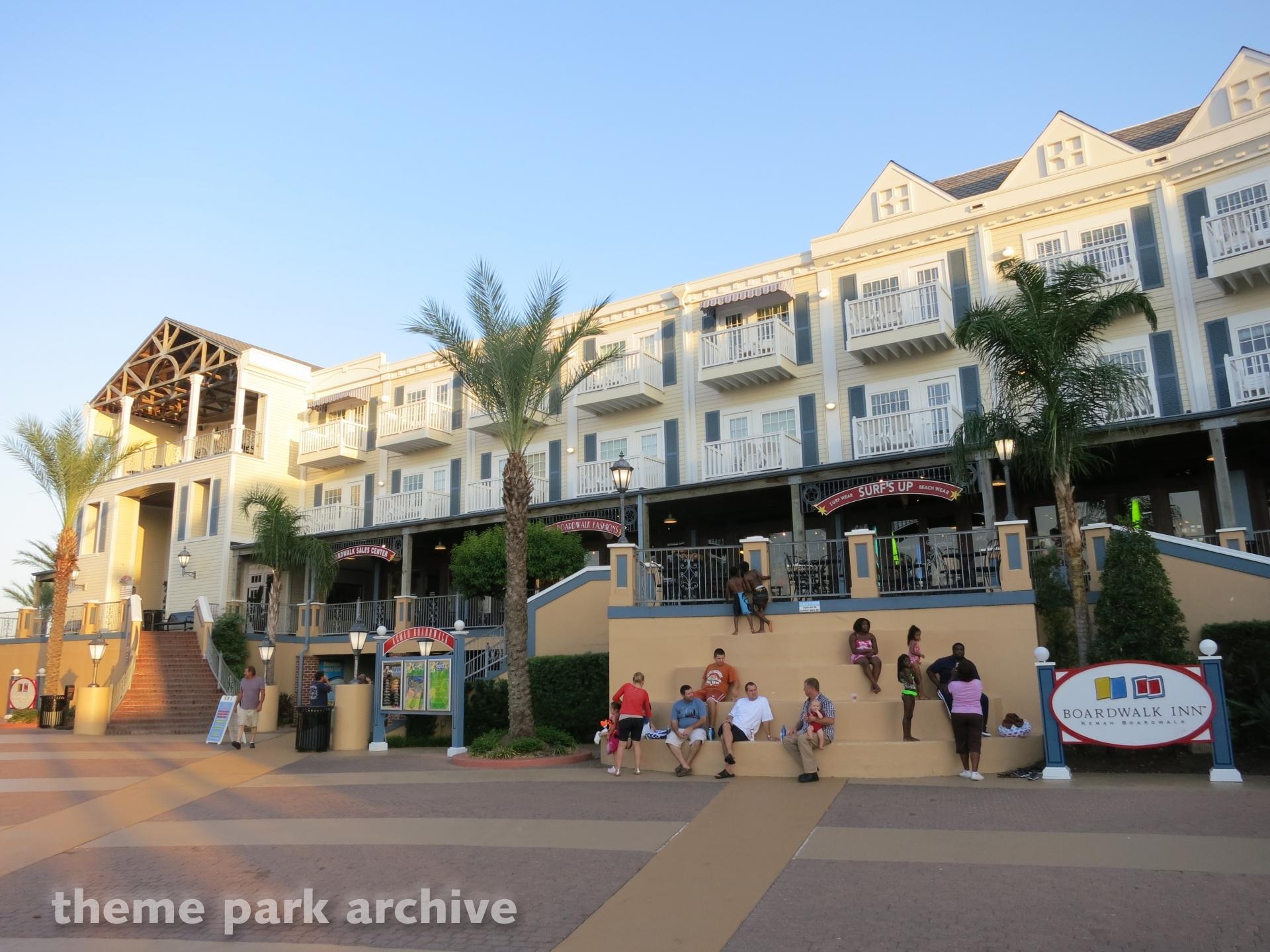 Boardwalk Inn at Kemah Boardwalk