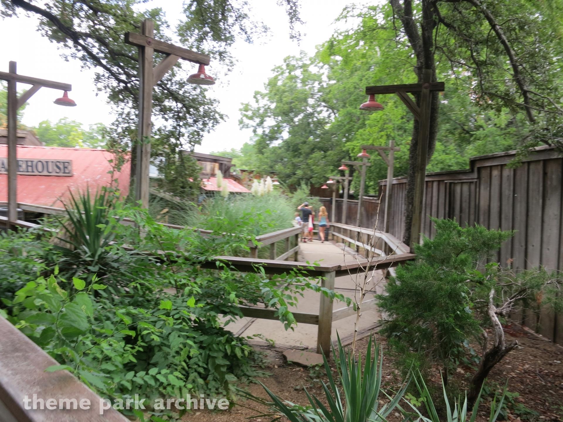 Yosemite Sam and the Gold River Adventure at Six Flags Over Texas