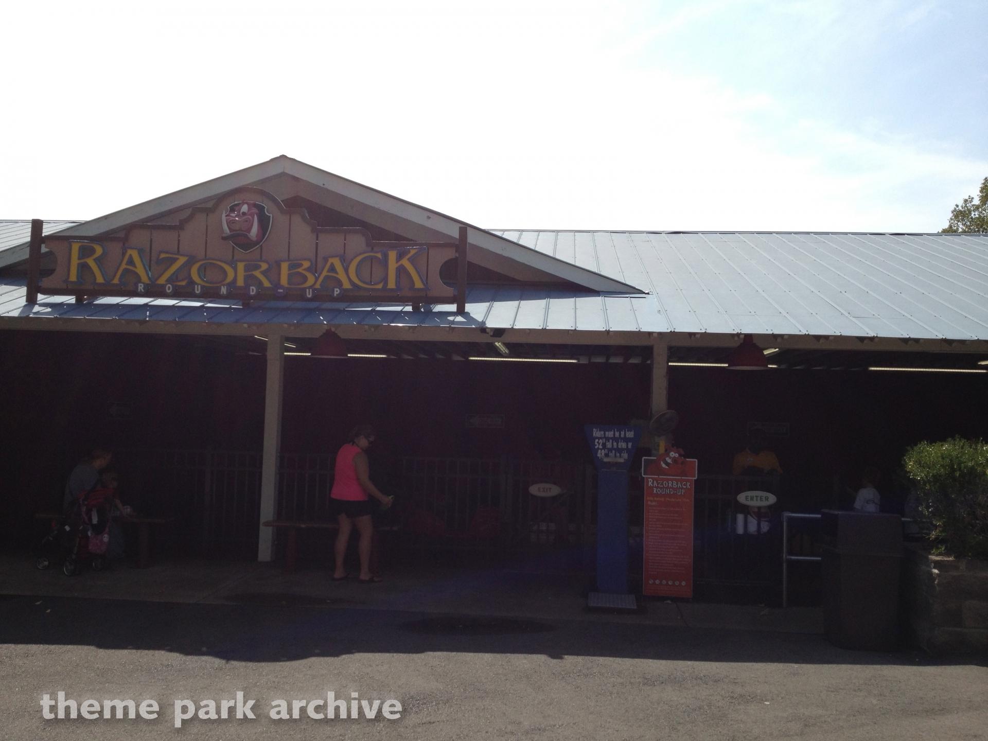 Razorback Round Up at Magic Springs & Crystal Falls