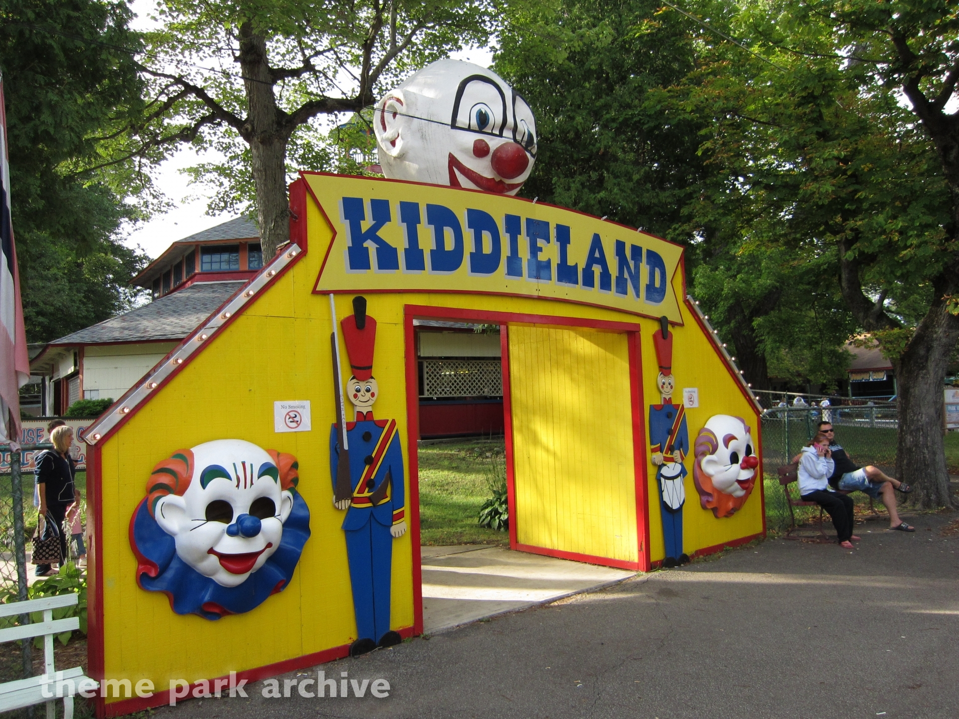 Kiddieland at Conneaut Lake Park