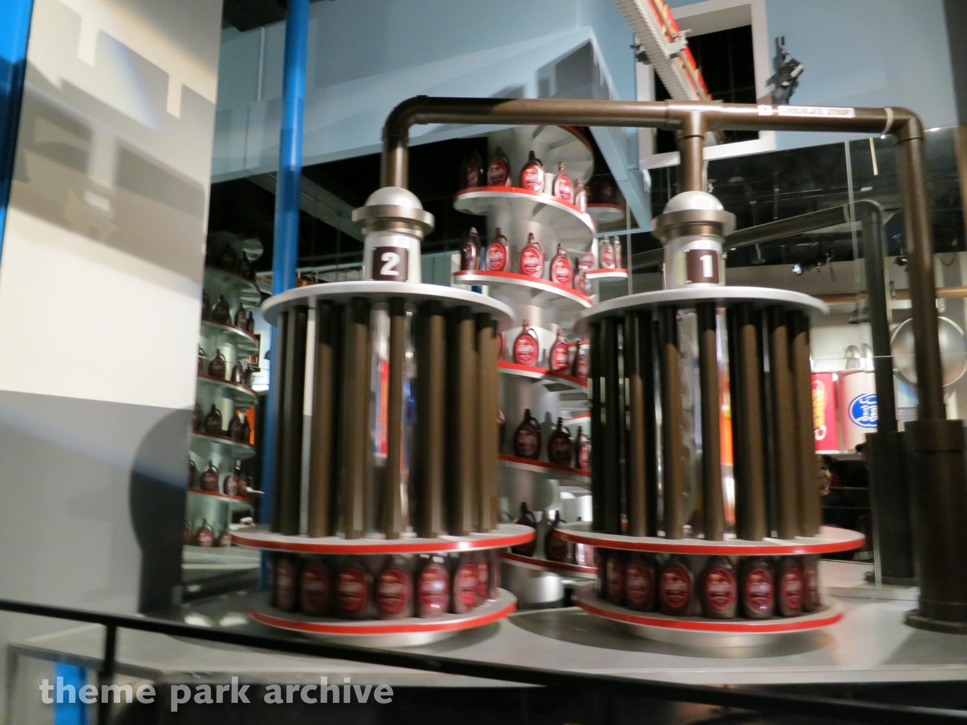 Chocolate World at Hersheypark