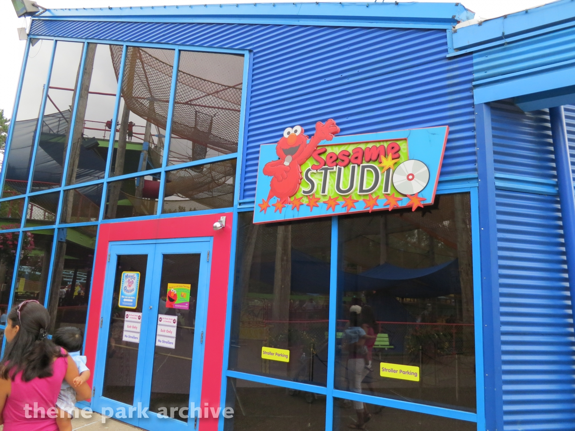 Sesame Studio at Sesame Place