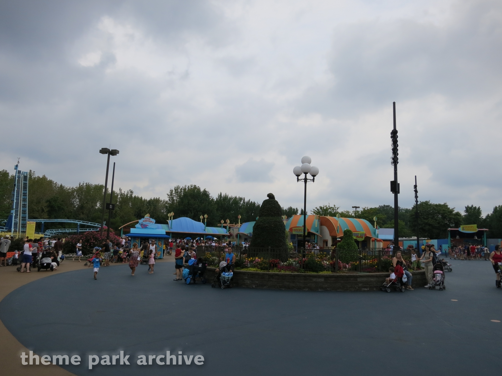 Misc at Sesame Place