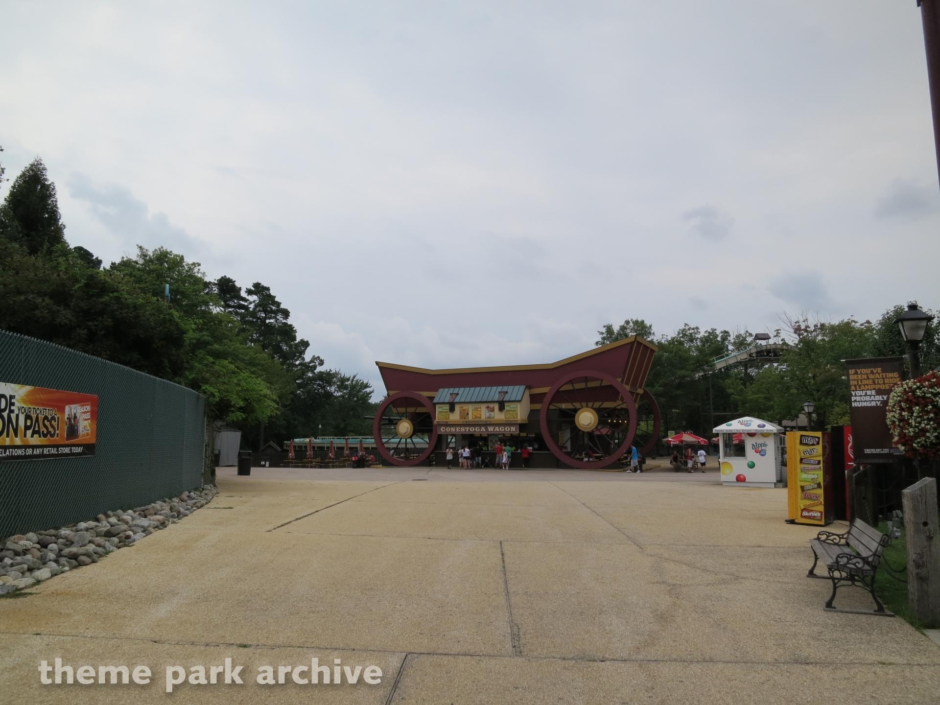 Frontier Adventures at Six Flags Great Adventure