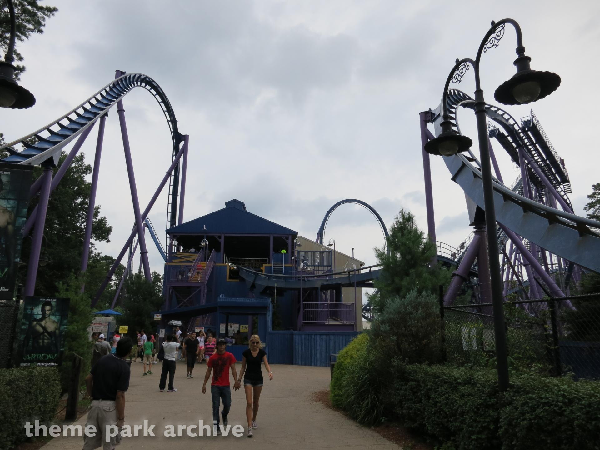 Bizarro at Six Flags Great Adventure