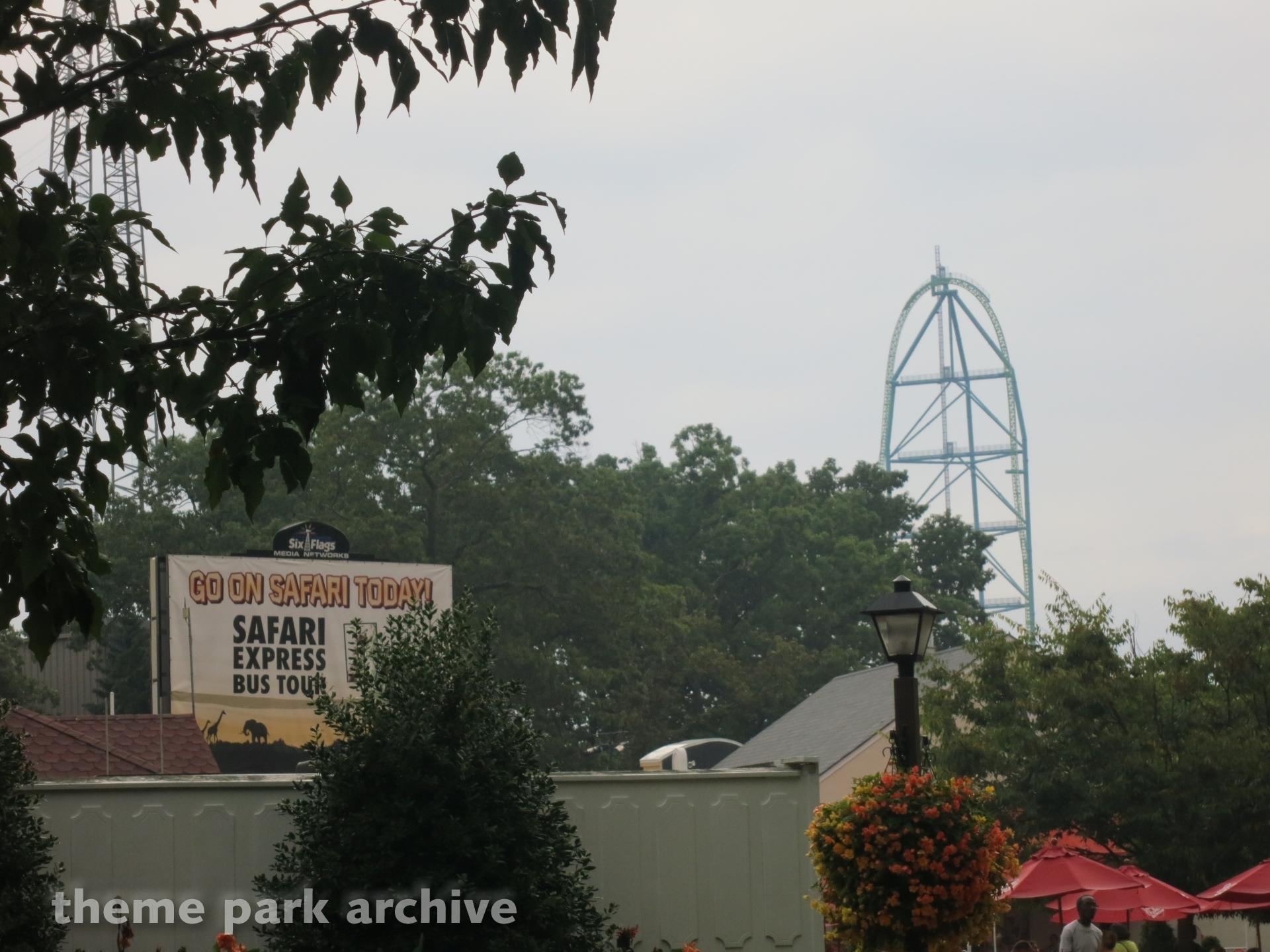Kingda Ka at Six Flags Great Adventure