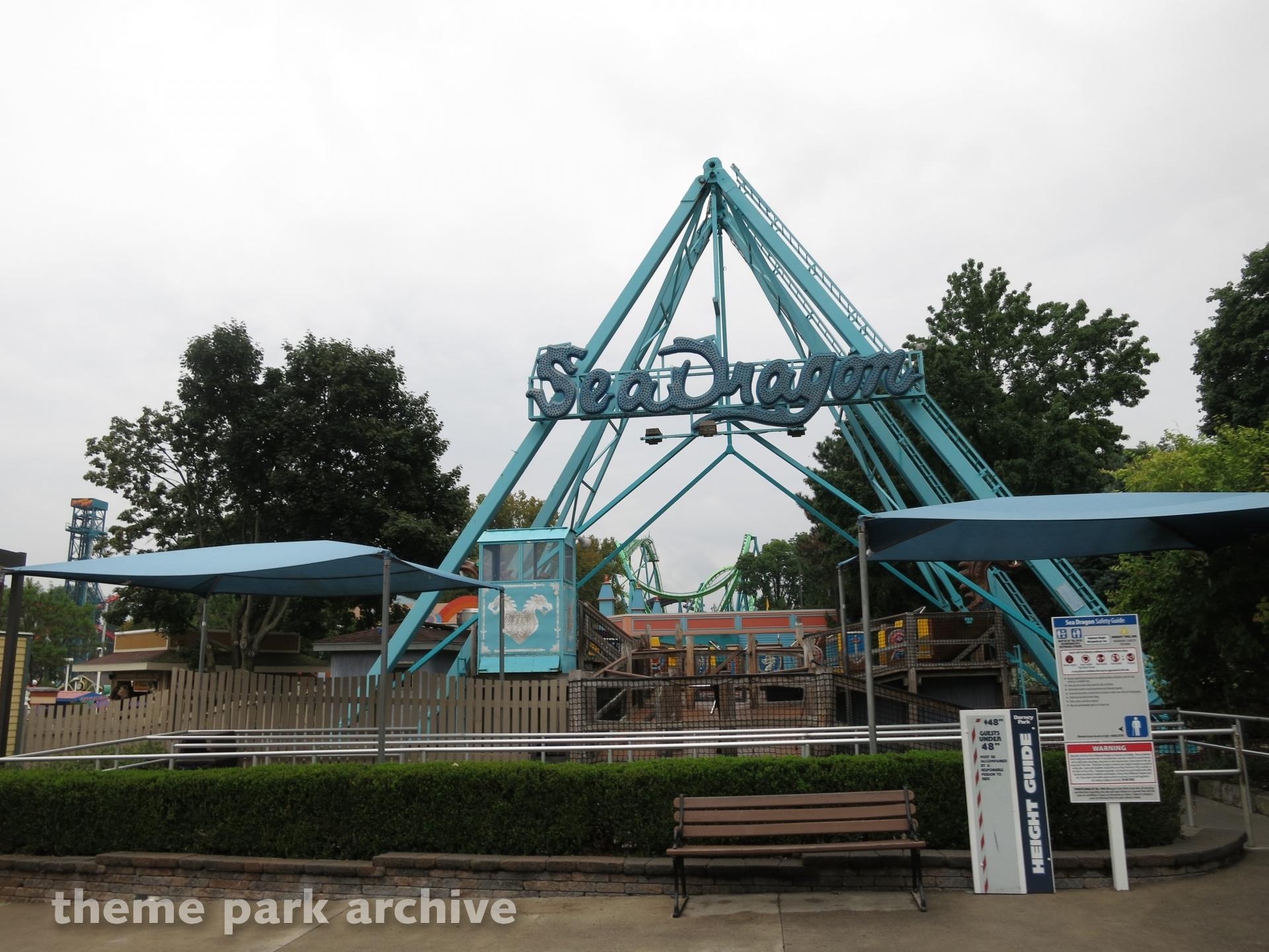 Sea Dragon at Dorney Park