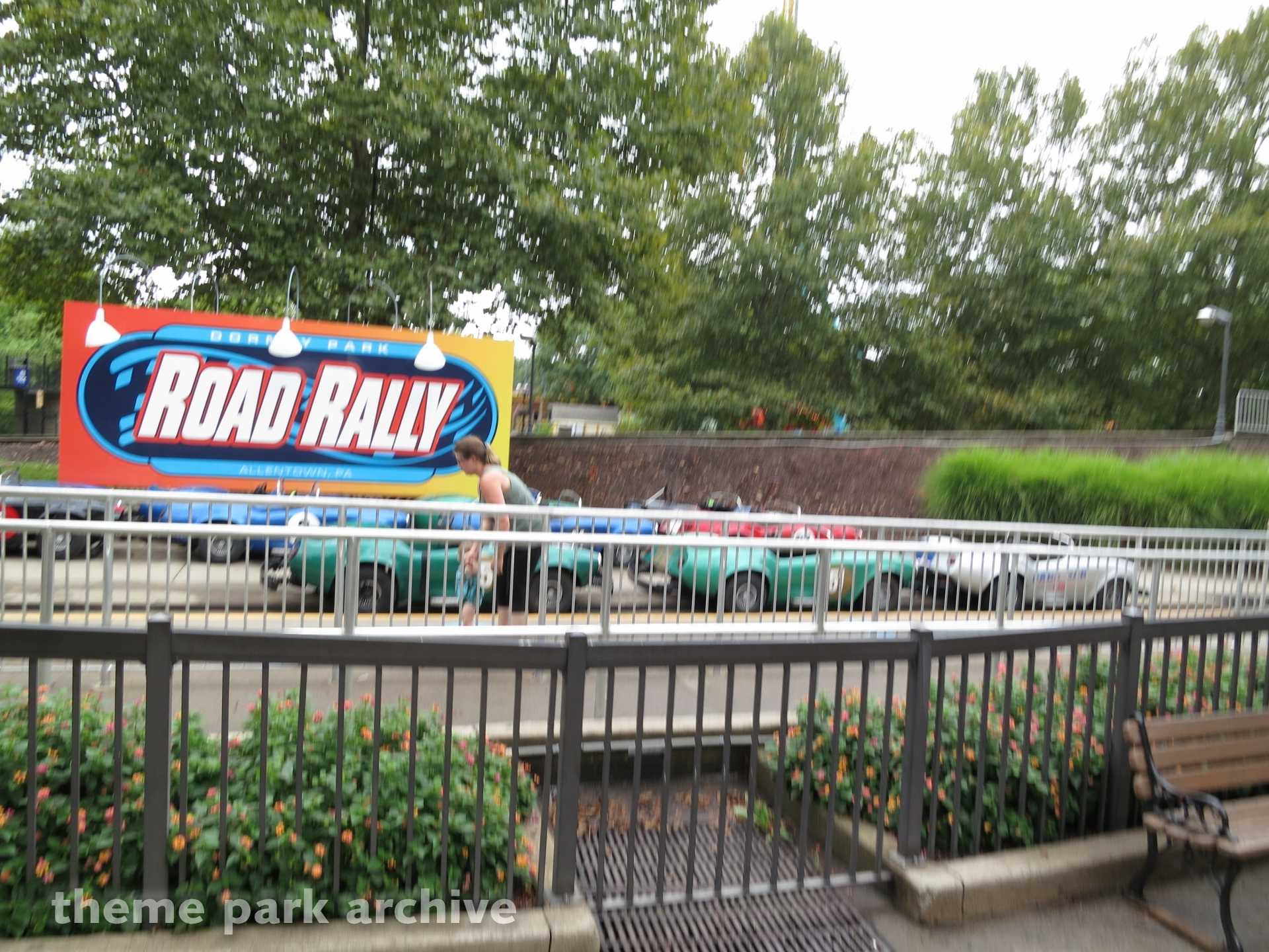 Road Rally at Dorney Park