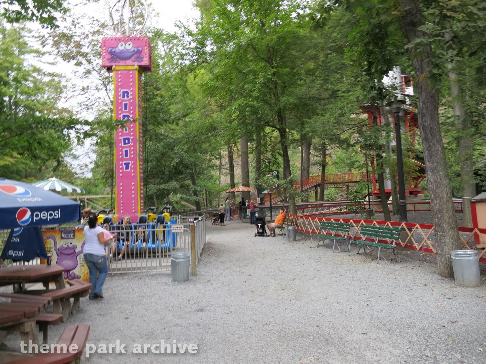Ribbit at Knoebels Amusement Resort