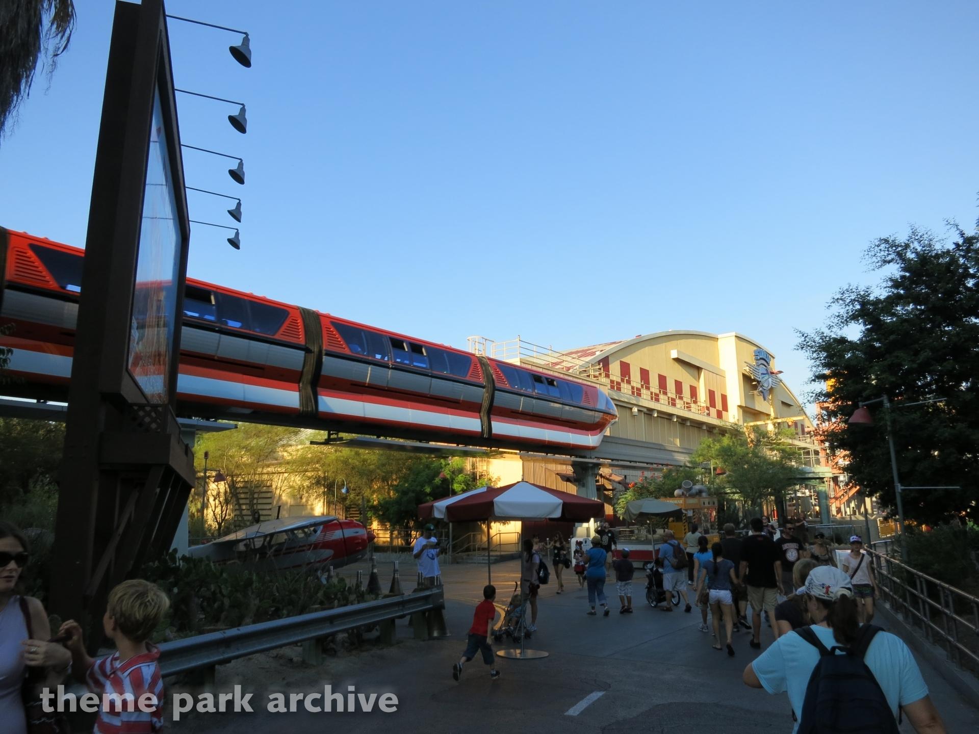 Condor Flats at Disney California Adventure