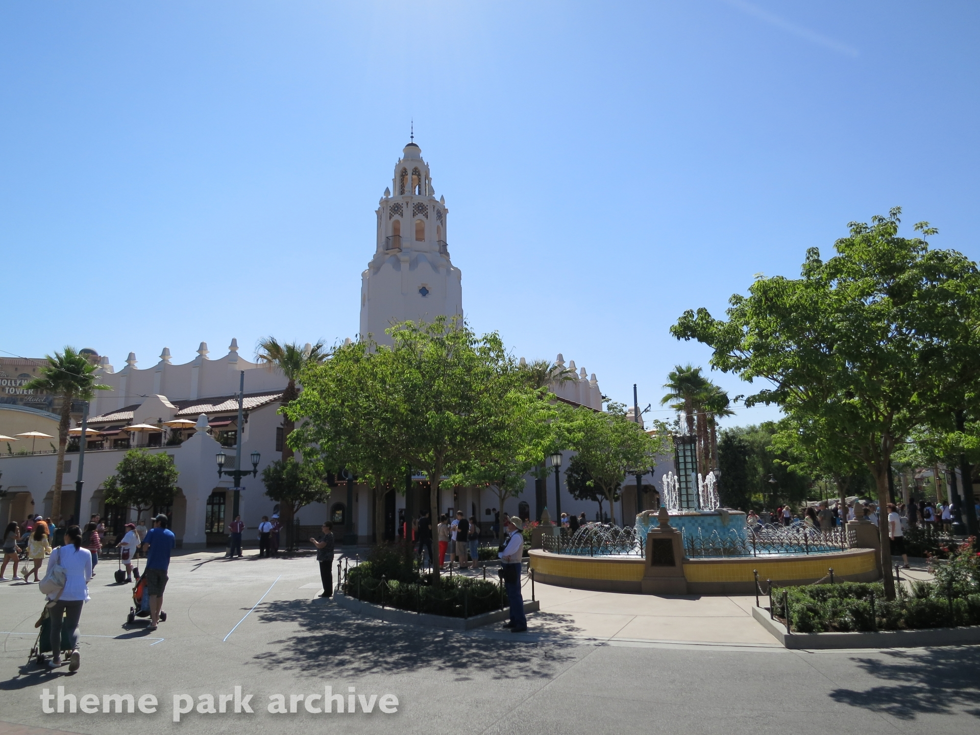 Carthay Circle Restaurant at Disney California Adventure