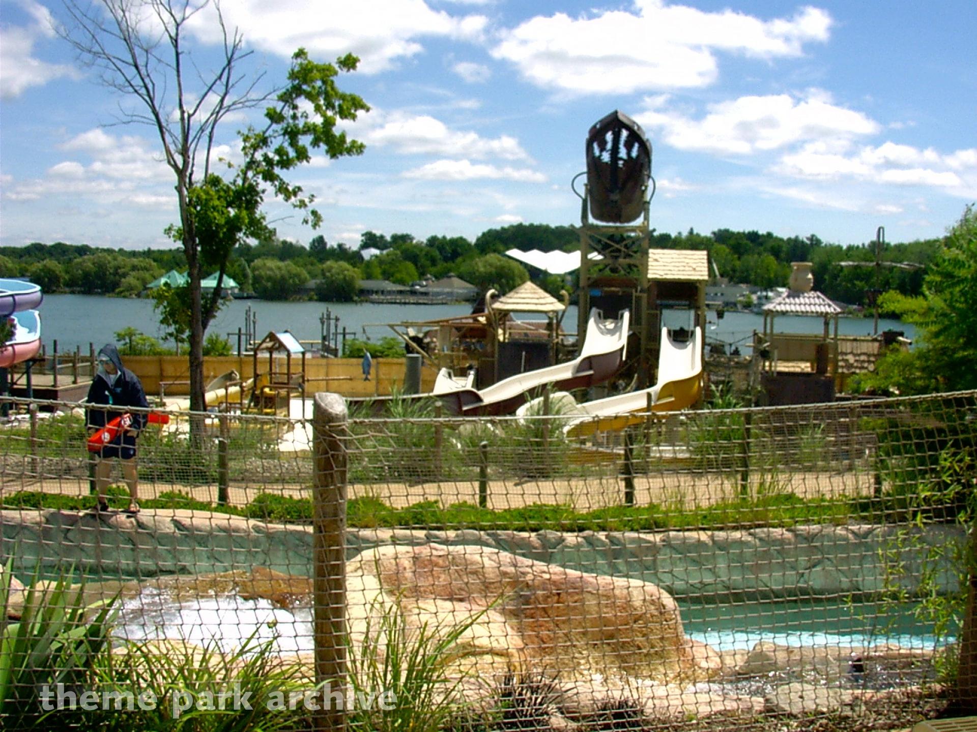 Hurricane Hannah's Waterpark at Geauga Lake