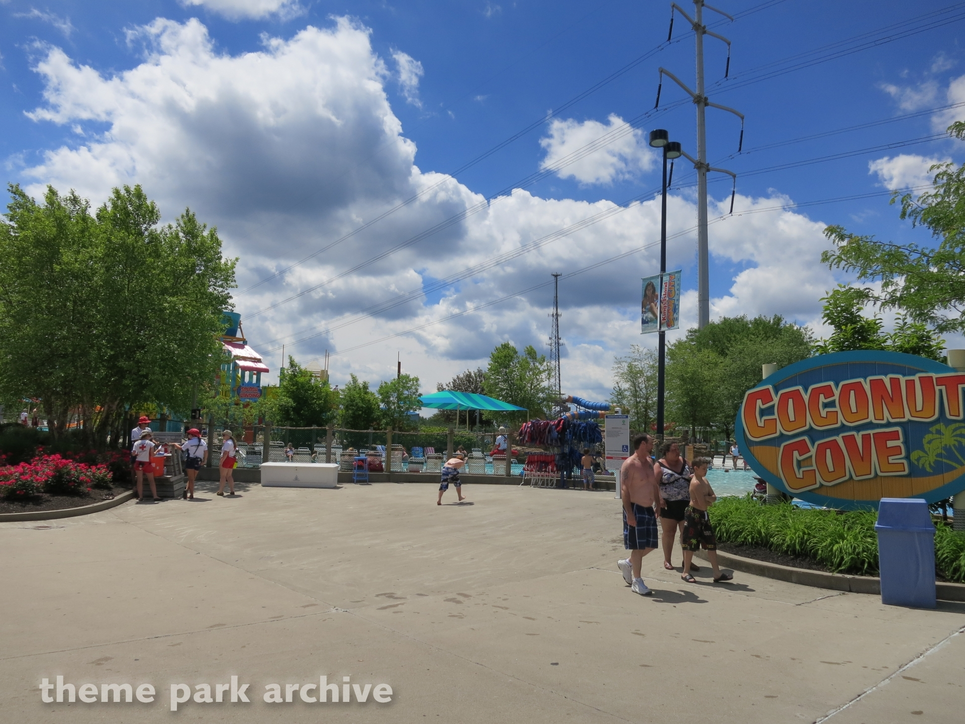 Coconut Cove at Kings Island
