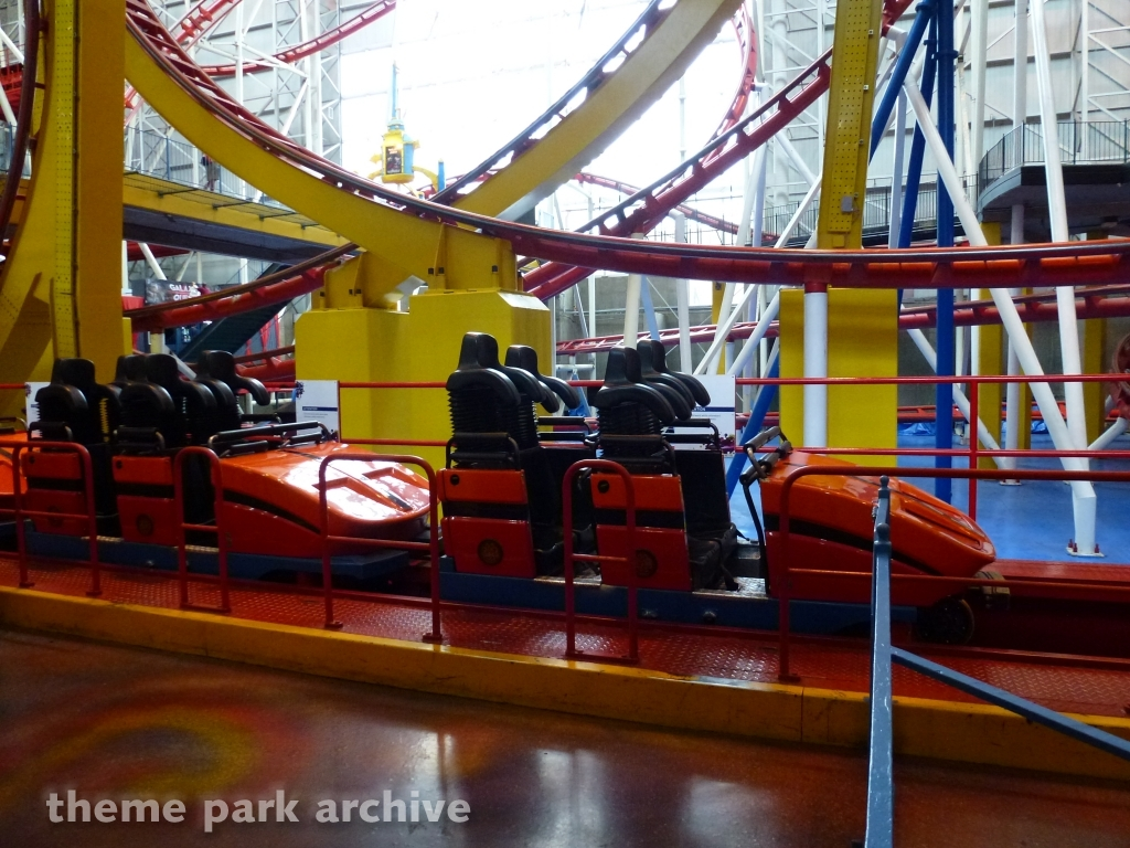 Theme Park Archive | Galaxyland 2013