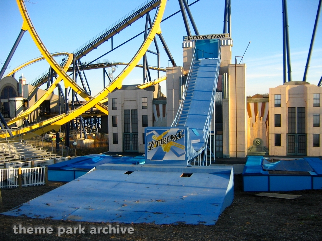 Power City Stage at Geauga Lake