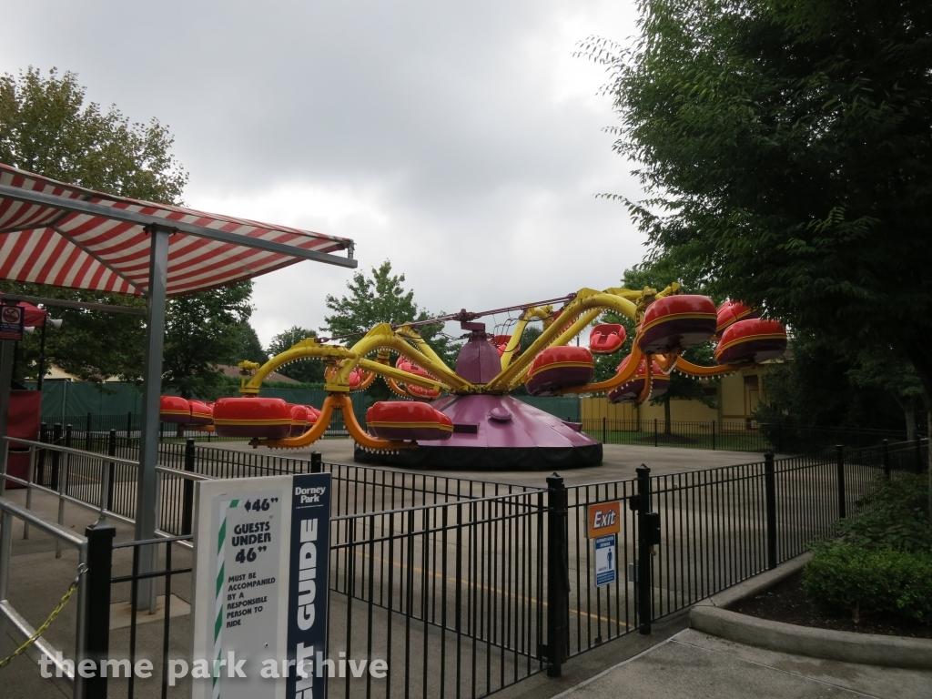 Monster at Dorney Park