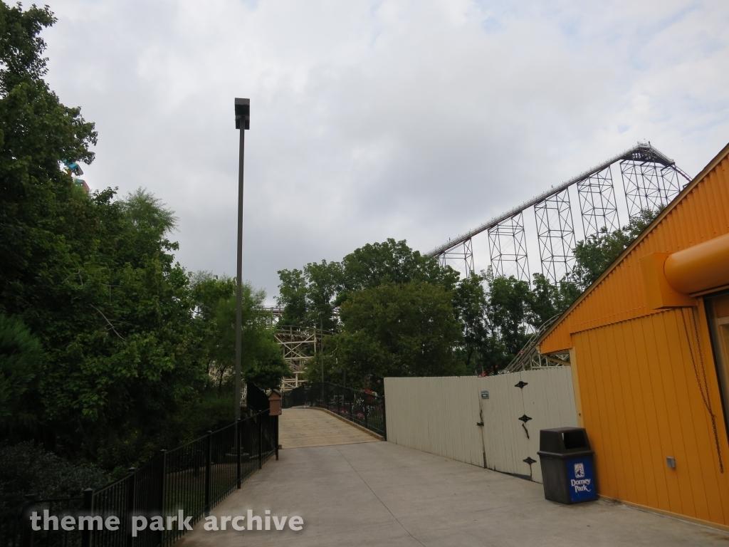 Steel Force at Dorney Park