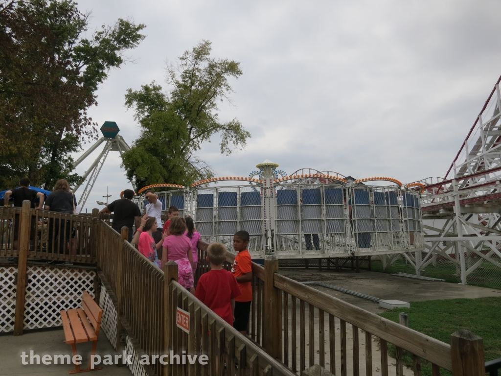 Electric Rainbow at Stricker's Grove