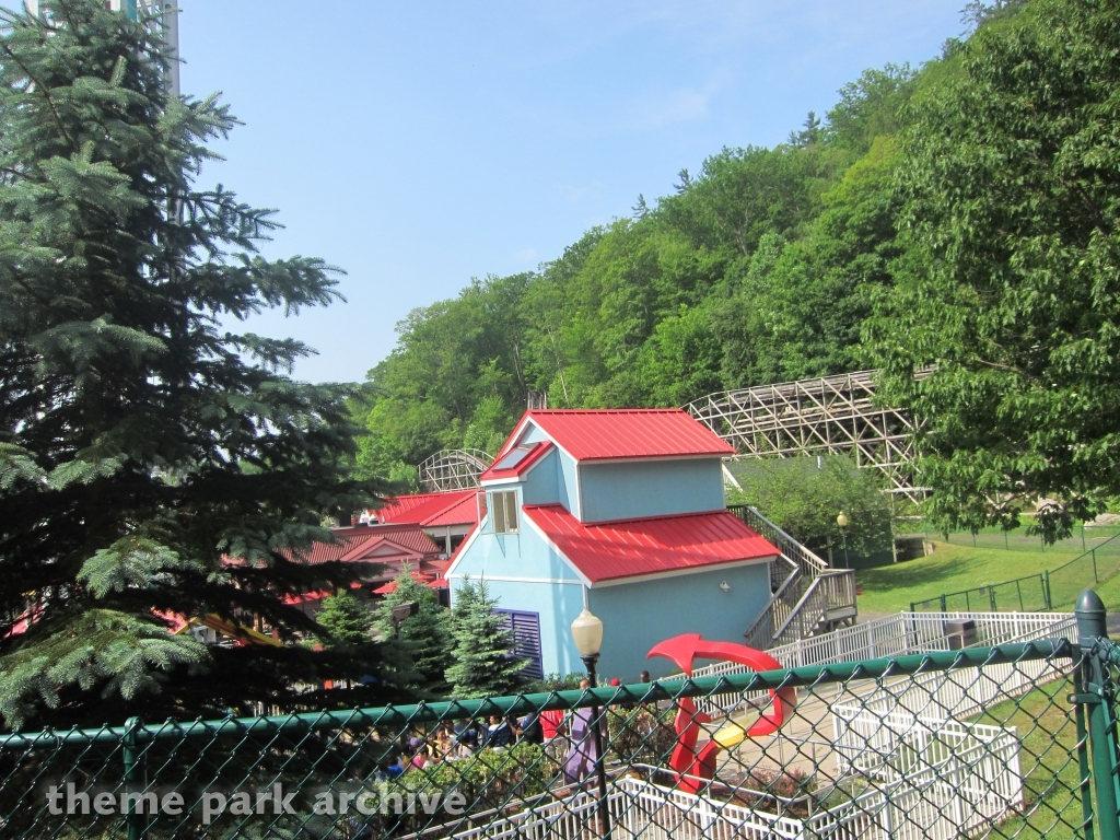 Misc at Lake Compounce