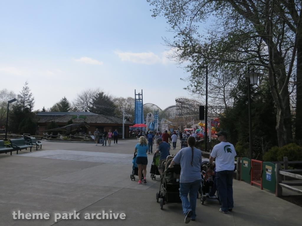 Gemini Midway at Cedar Point