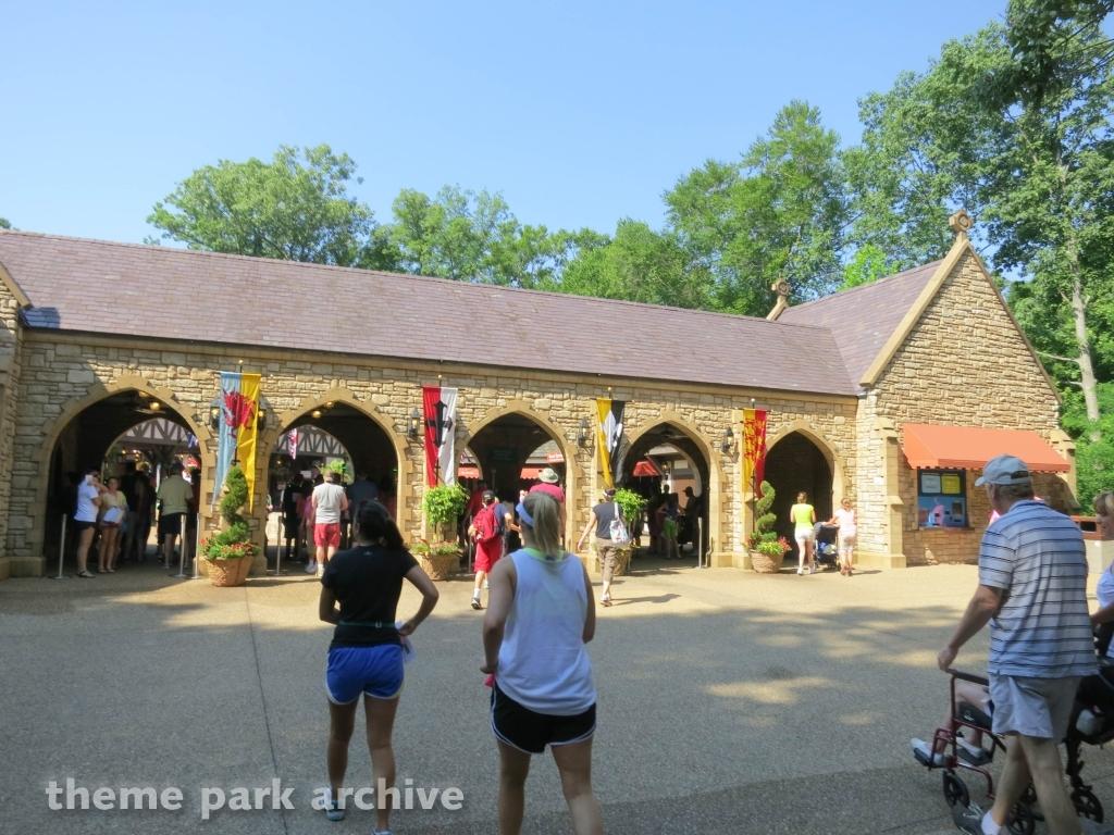 England at Busch Gardens Williamsburg