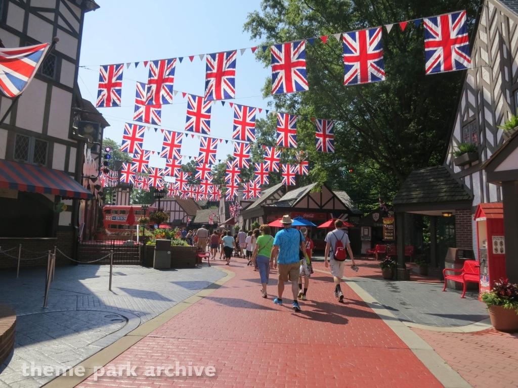 Theme Park Archive Busch Gardens Williamsburg 2014