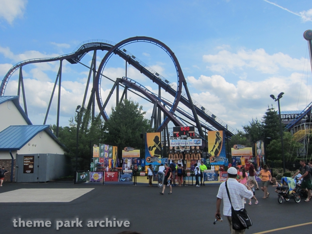 The new six flags ride 3