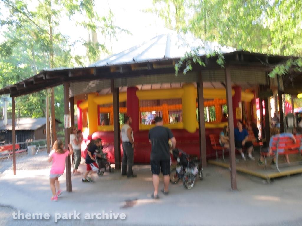 Space Walk at Knoebels Amusement Resort