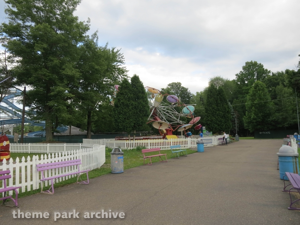 Paratrooper at Conneaut Lake Park