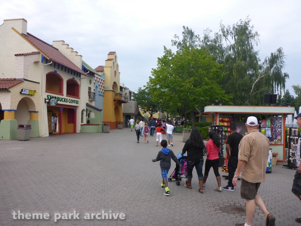 International Street at Canada's Wonderland