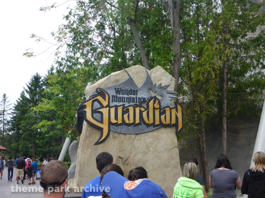 Wonder Mountain's Guardian at Canada's Wonderland