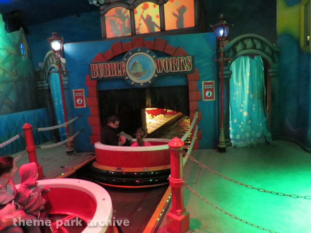Bubbleworks at Chessington World of Adventures Resort