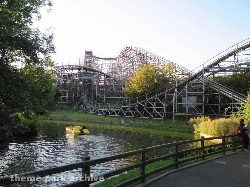 Megafobia at Oakwood Theme Park
