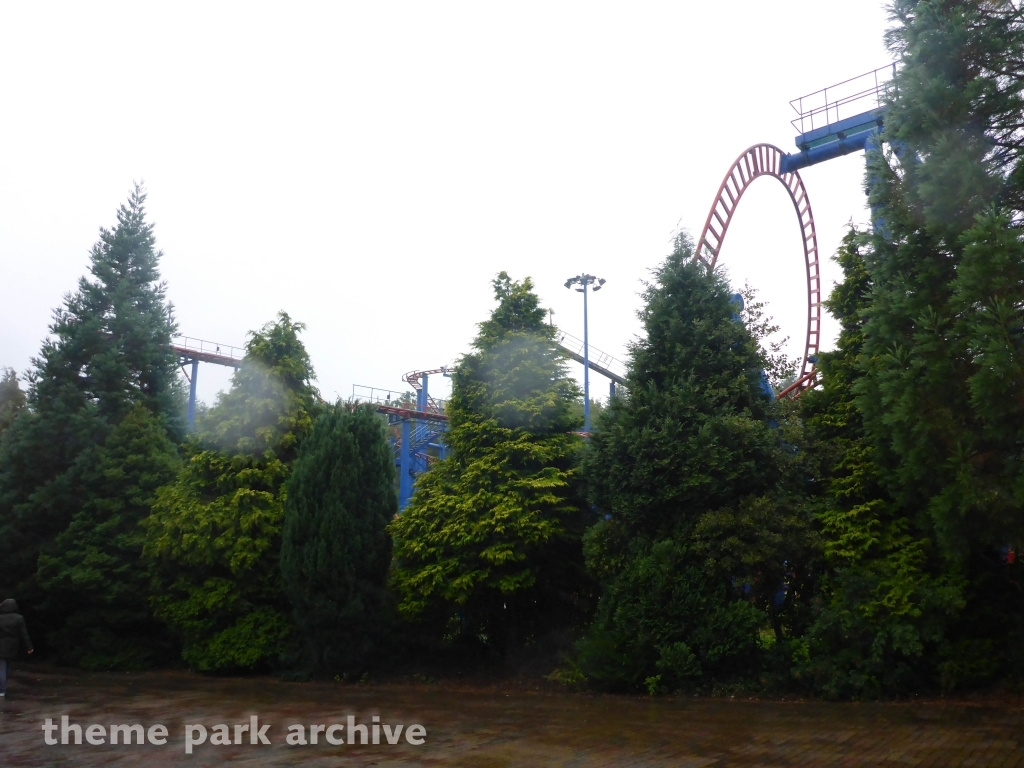 Adventure Land at Alton Towers