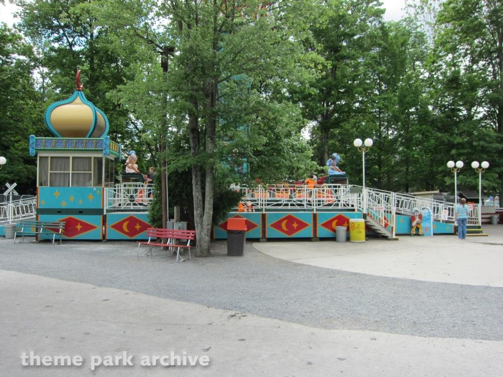 1001 Nachts at Knoebels Amusement Resort