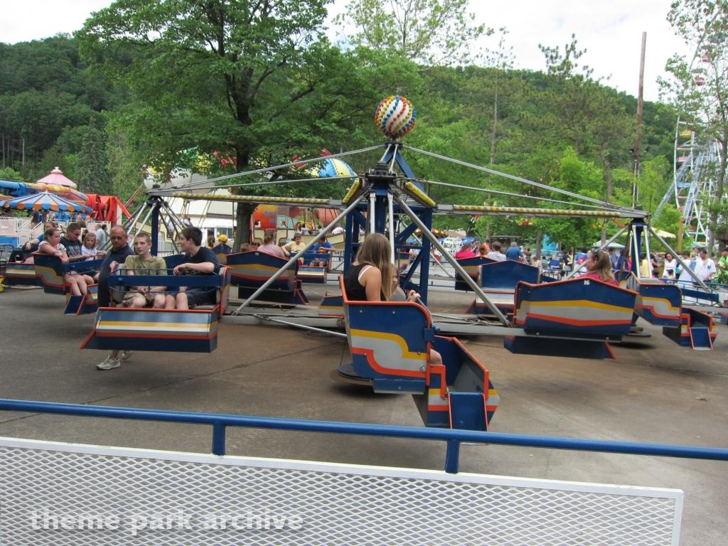 Merry Mixer at Knoebels Amusement Resort
