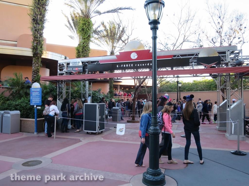 Rock 'n' Roller Coaster Starring Aerosmith at Disney's Hollywood Studios