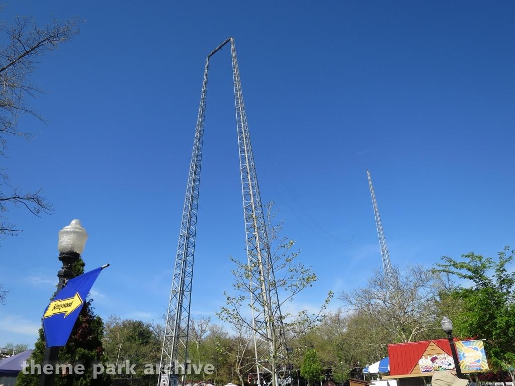 Skycoaster at Kennywood
