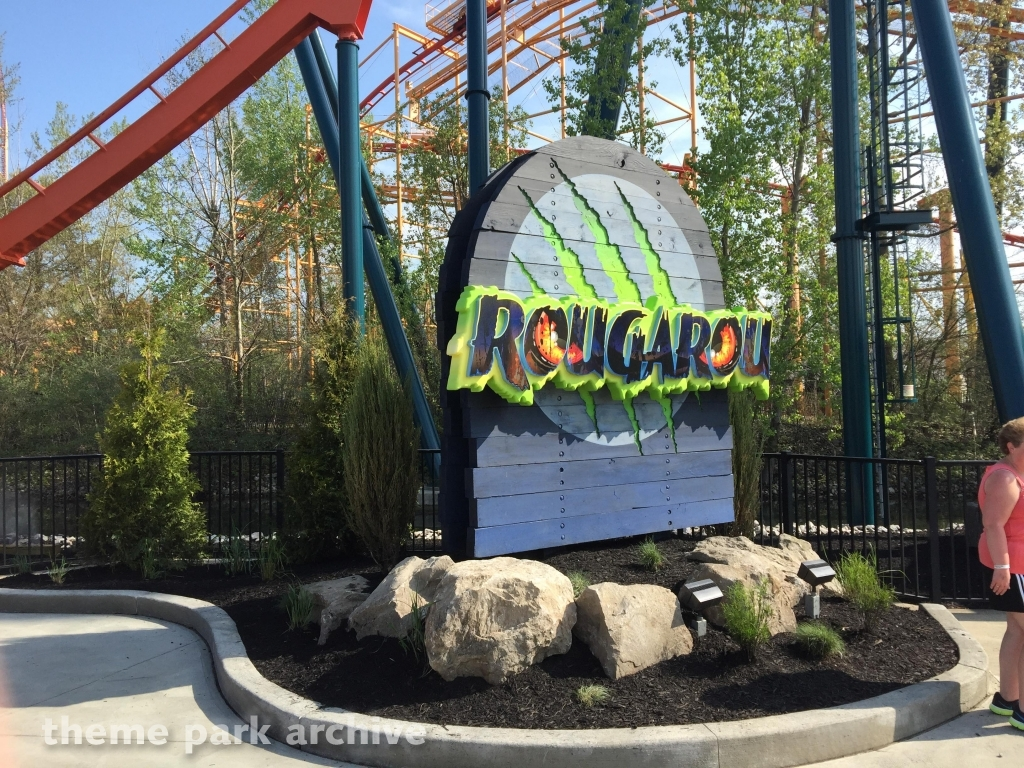 Rougarou at Cedar Point