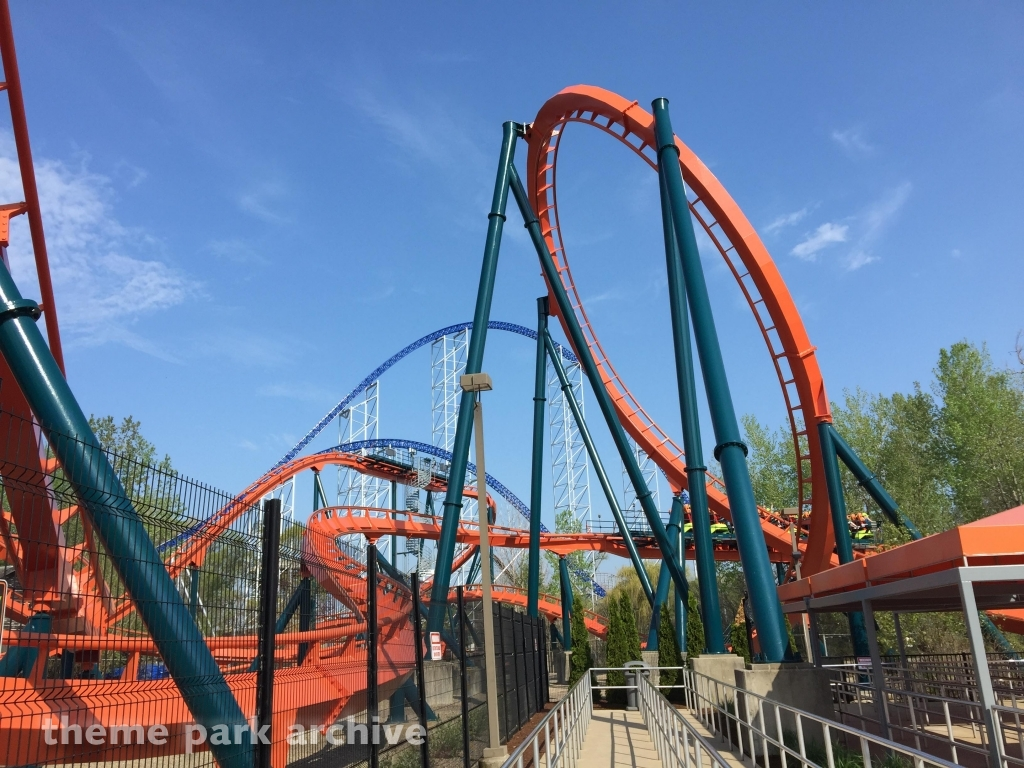 Rougarou at Cedar Point