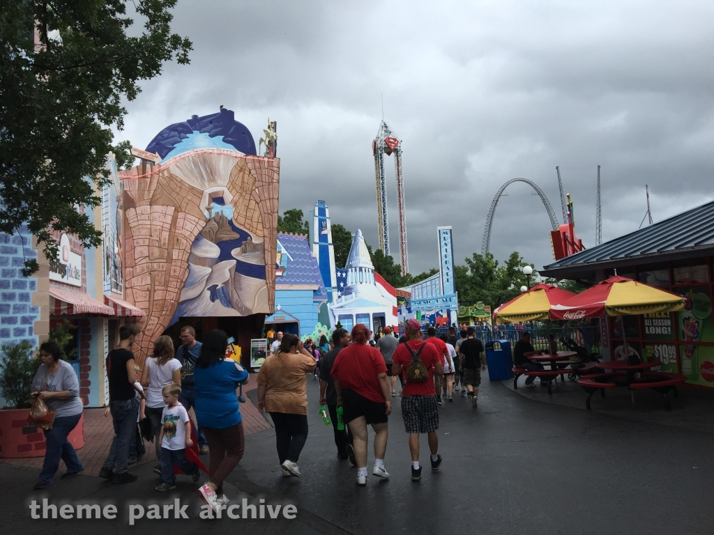 USA at Six Flags Over Texas