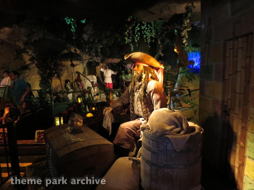 Piraten in Batavia at Europa Park